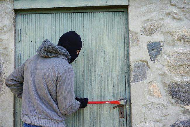 Come prevenire i furti domestici