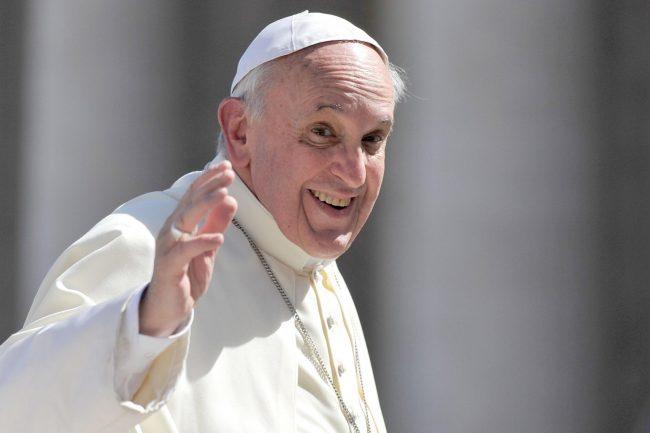 Papa Francesco invitato a Pavia