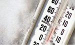 Gelo siberiano a Pavia la colonnina fino a -5 in pianura PREVISIONI NEVE
