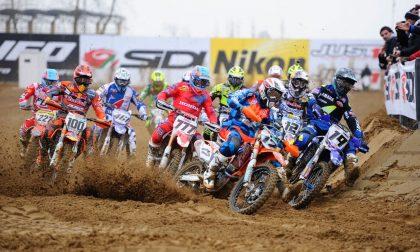 Ottobiano motocross tre incidenti in un solo pomeriggio