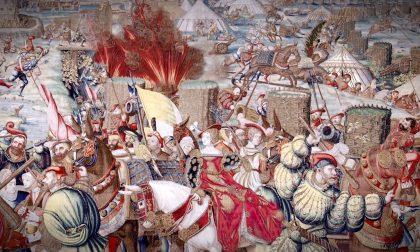 Eventi Pavia La battaglia di Pavia
