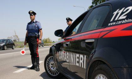 """Latitanti arrestati """"per caso"""" a Pavia"""