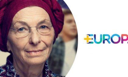 +Europa Emma Bonino presenta a Pavia i suoi candidati