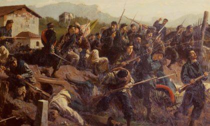 Eventi Pavia 2018: La battaglia di Varese di Federico Faruffini