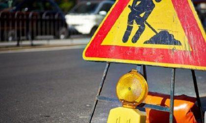 Ancora lavori in Tangenziale Ovest a Pavia: stop al traffico