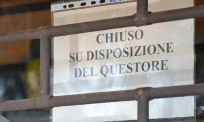Bar chiuso per pericolosità sociale nei pressi del centro