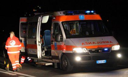 Eventi violenti nel Pavese SIRENE DI NOTTE