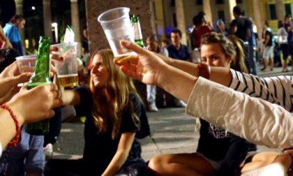 Alcol vietato dalle 24 di oggi: l'ordinanza di Fracassi estesa a livello provinciale