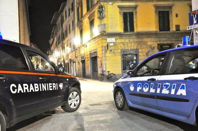 Pregiudicato ubriaco al pub: estrae un coltello e calcio in faccia a un carabiniere