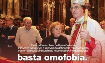 """Studenti pavesi denunciano il Vescovo di Pavia """"frasi omofobe"""""""