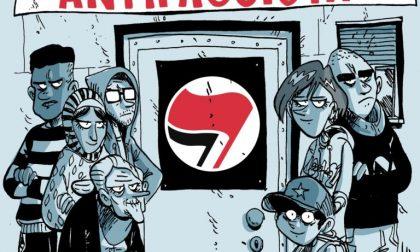 Zerocalcare regala un disegno per sostenere gli antifascisti marchiati