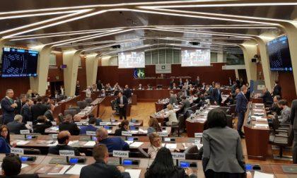 Primo Consiglio regionale in Lombardia: nuovo presidente dell'assise il comasco Fermi