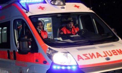 Incidenti stradali nel Pavese SIRENE DI NOTTE