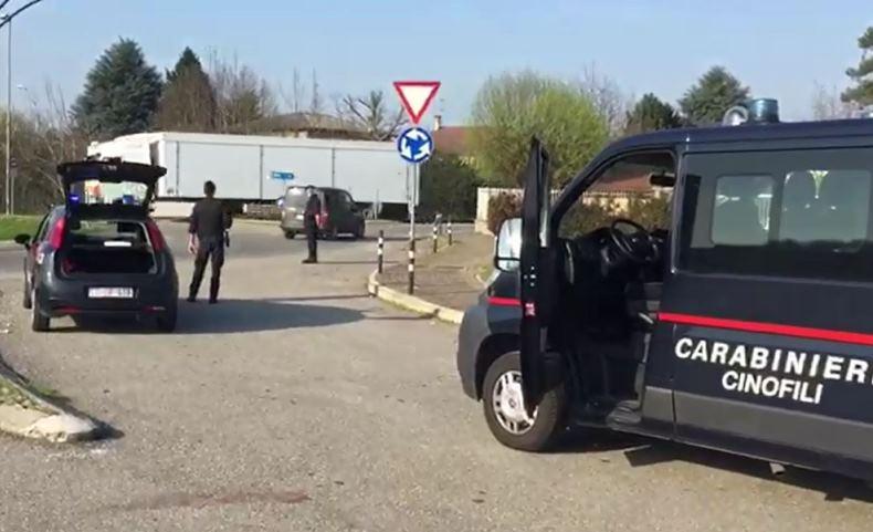 Controllo del territorio Pavese, 6 persone denunciate