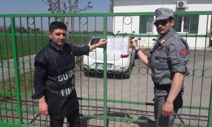 Inquinamento Torrente Coppa: sequestro preventivo depuratore Casteggio