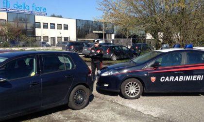Tentano di rubare auto due arrestati