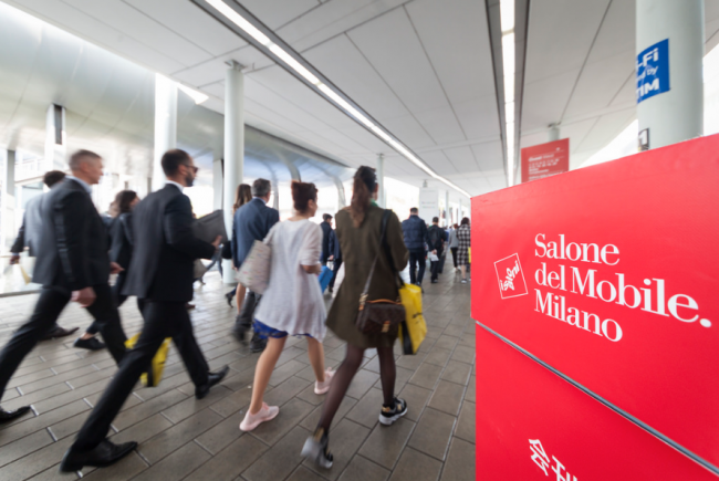 Salone del Mobile Milano 2018: grande affluenza e business in crescita.