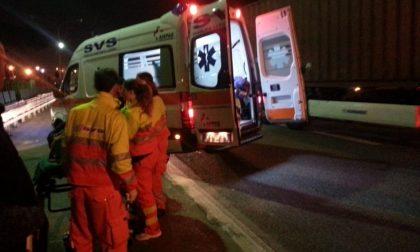 Aggressione a Vigevano, 23enne in ospedale SIRENE DI NOTTE