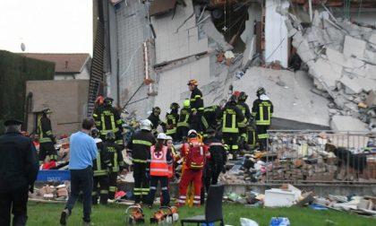 Esplosione Rescaldina: ferito nello scoppio della sua casa, morto 45enne