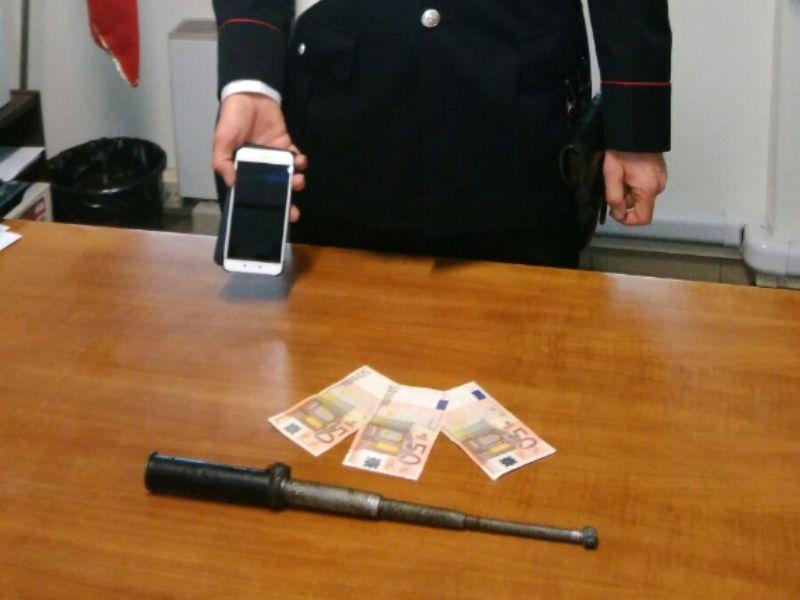 Estorsione aggravata, arrestati 5 giovani VIDEO