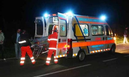 Aggressione a Mortara, ferite due persone SIRENE DI NOTTE