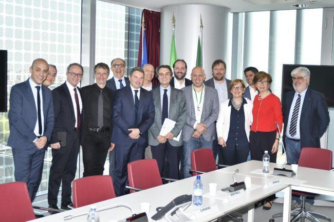 Autonomia parola d'ordine dell'incontro tra Fontana e i presidenti delle Province FOTO