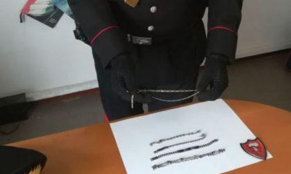 Rapina in abitazione, arrestata una 44enne