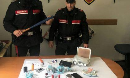 Spaccio di droga, arrestato 36enne