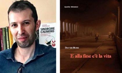 Debutto letterario per Davide Rossi autore pavese e vercellese