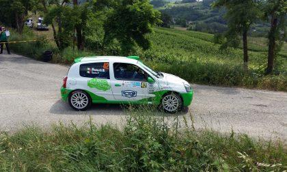 Al Moscato Rally con Castagna e Ippolito