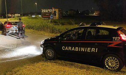 Controllo straordinario del territorio nella notte a Pavia e provincia