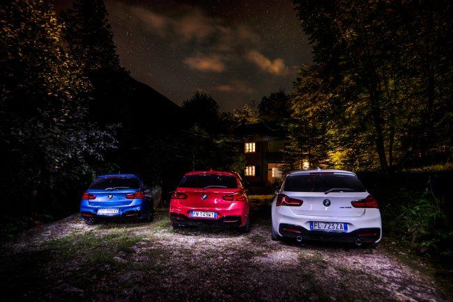 BMW Serie 1 M Power Edition, l'esaltazione dell'anima sportiva
