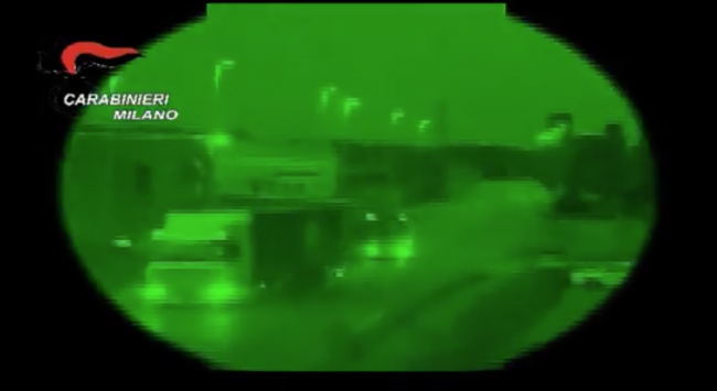 Furto di mezzi pesanti e materie prime: in 11 finiscono nei guai VIDEO