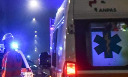 Incidenti stradali in ospedale 3 ventenni SIRENE DI NOTTE
