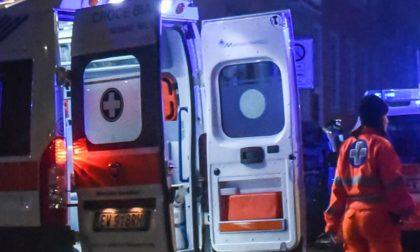 Incidenti a raffica e violenza nelle strade del Pavese SIRENE DI NOTTE