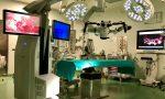 San Matteo: arriva il nuovissimo microscopio chirurgico