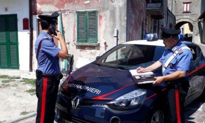 Rissa a Montù Beccaria, 9 persone denunciate