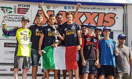 Moto Club Pavia: secondo titolo 2018