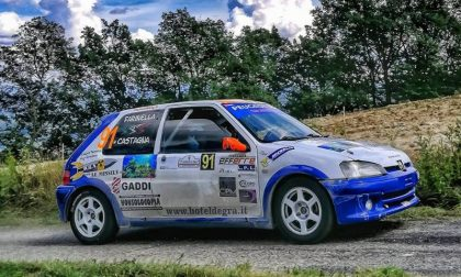 Un super Andrea Castagna vittorioso al Moscato Rally