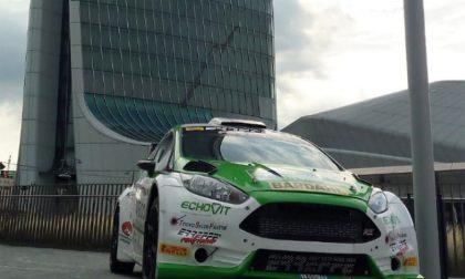 Al Milano Rally Show 10° assoluto per Belumè-Filippini