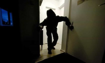 Arrestata ladra: faceva il palo mentre tre complici svaligiavano abitazioni private