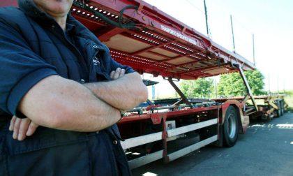 Sciopero autotrasporto: camion fermi dal 6 al 9 agosto