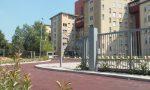 Nuovo percorso d'accesso pedonale da via Campeggi per il San Matteo