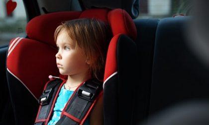 Bimbi in auto: avviata la collaborazione tra Polizia, pediatri e ministeri