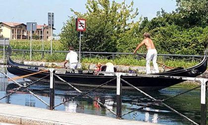 Andare in gondola da Milano a Vigevano ora si può