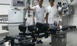 Chirurgia spinale: nuova tecnologia al San Matteo