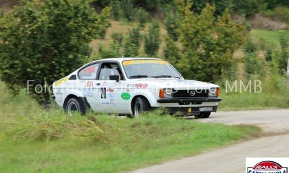 EfferreMotorsport, un Rally Carmagnola dai due volti