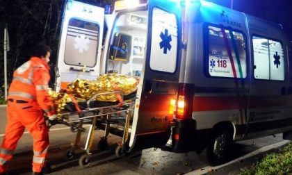 Incidenti stradali e aggressione SIRENE DI NOTTE