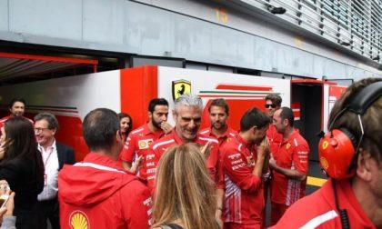 Formula 1: a Monza le Ferrari incantano. Raikkonen in pole, poi Vettel