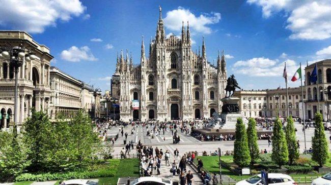 Turisti stranieri sempre più innamorati della Lombardia: 2 milioni di euro in arrivo